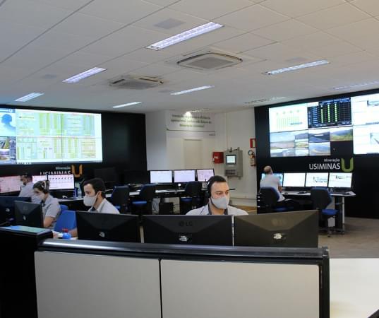 Centro de Controle Integrado
