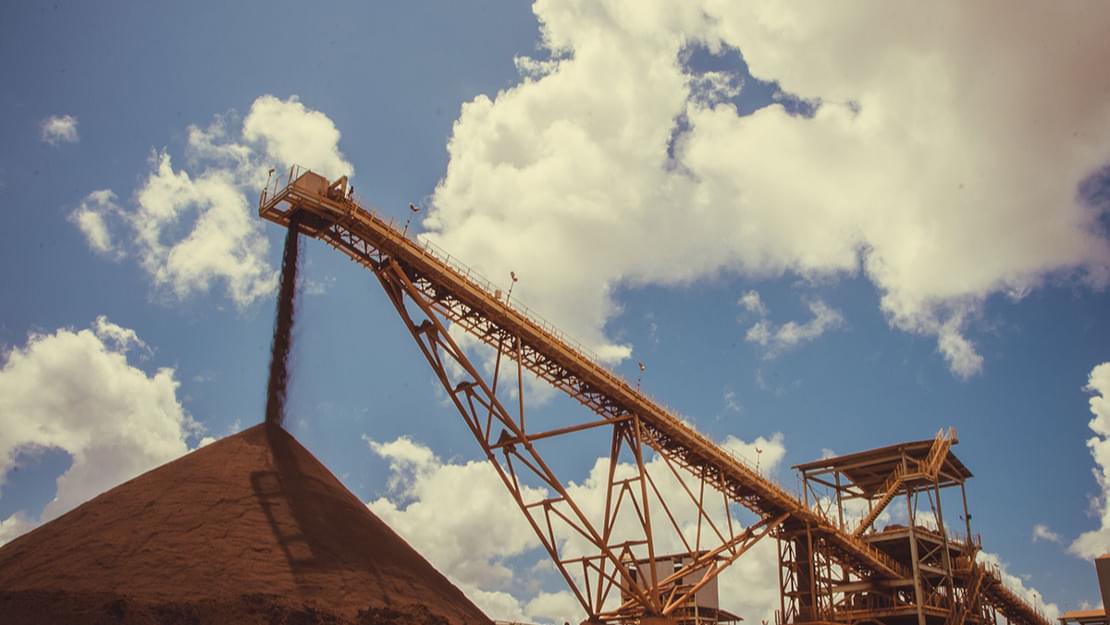 A presença da Mineração Usiminas hoje